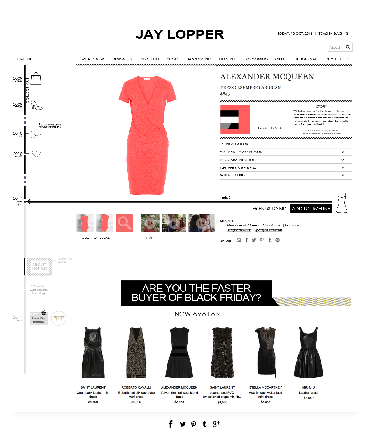 ONLINE PRODUCT PRESENTATION 1